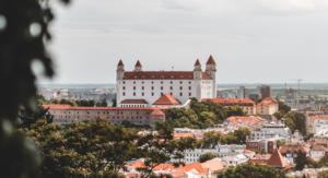 Delegation nach Bratislava